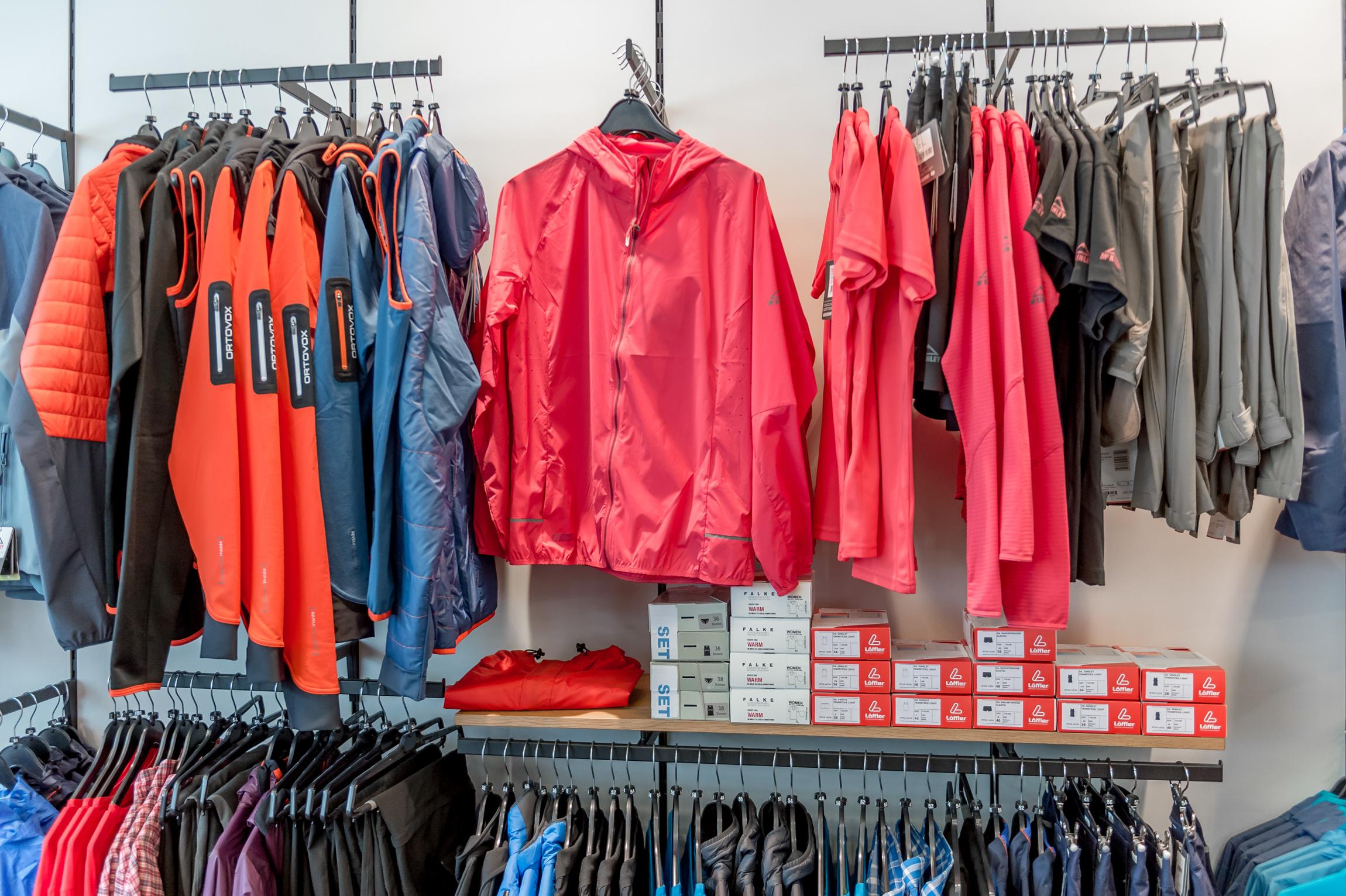 Klettersteigset Outlet : Ski clothing & equipment shop in obergurgl tyrol : riml sports